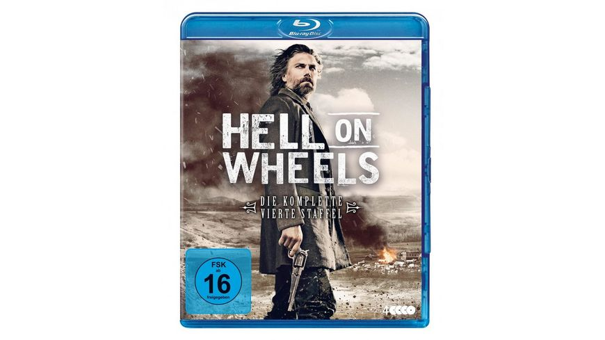 Hell On Wheels Staffel 4 4 BRs