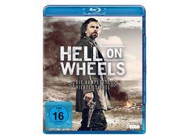 Hell On Wheels Staffel 4 4 BRs