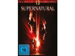 Supernatural Staffel 13 5 DVDs