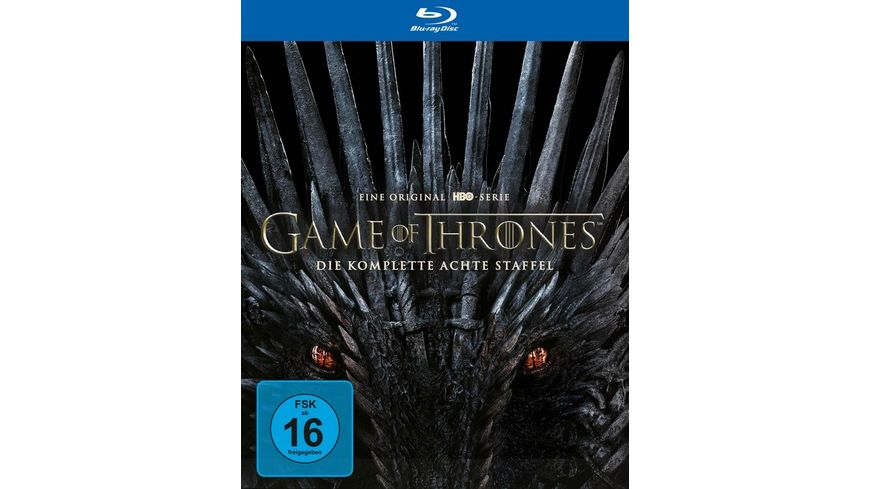 Game of Thrones - Staffel 8  [3 BRs]