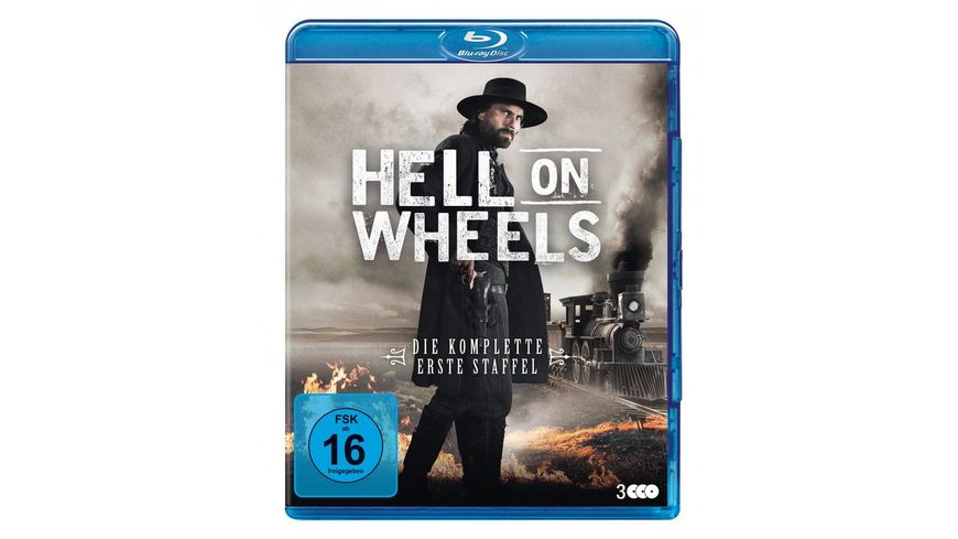 Hell On Wheels Staffel 1 3 BRs