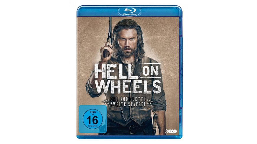 Hell On Wheels Staffel 2 3 BRs