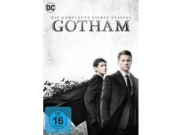 Gotham Staffel 4 5 DVDs