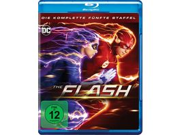 The Flash Die komplette 5 Staffel 4 BRs