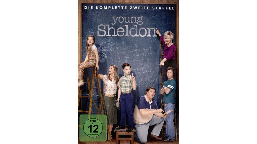 Young Sheldon Die komplette zweite Staffel