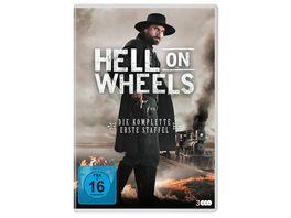 Hell On Wheels Staffel 1 3 DVDs