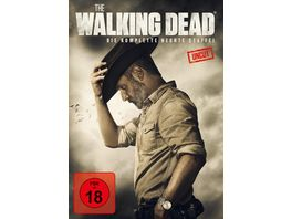 The Walking Dead Staffel 9 6 DVDs