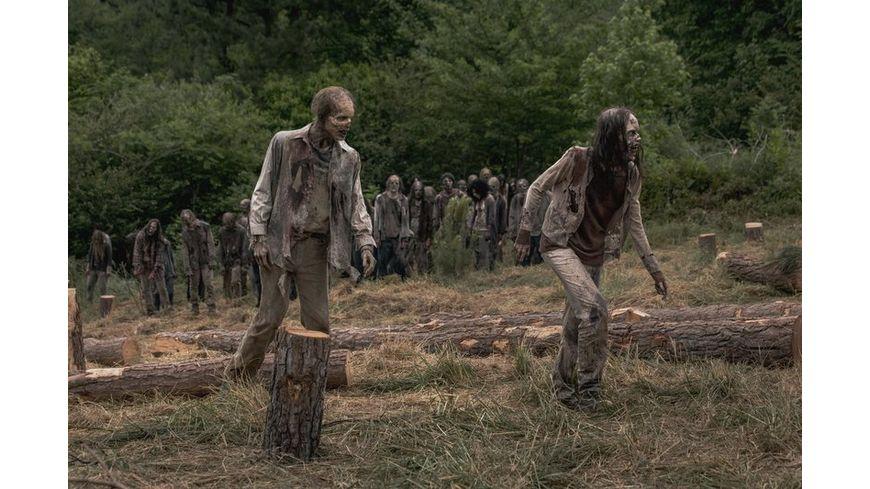 The Walking Dead Staffel 9 Uncut 6 BRs