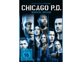 Chicago P D Season 6 6 DVDs