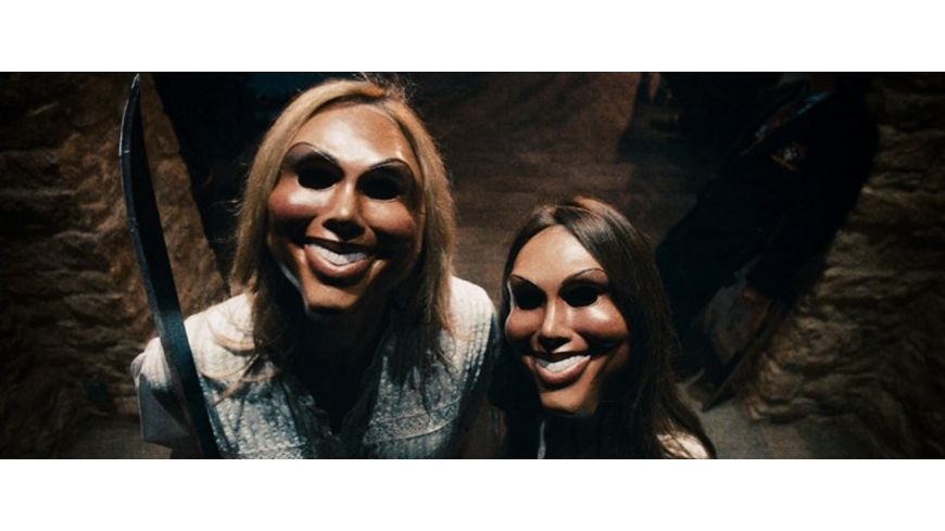 The Purge 4 Movie Collection 4 BRs