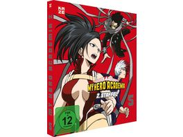 My Hero Academia 2 Staffel DVD 5