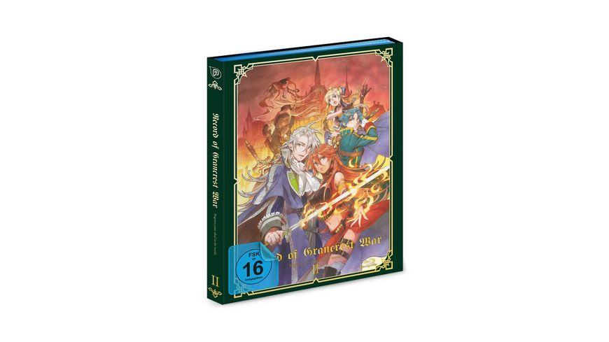 Record of Grancrest War Blu ray 2 Episode 07 12