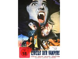 Circus der Vampire Mediabook Cover A Hammer Edition Nr 27 Limited Edition auf 444 Stueck
