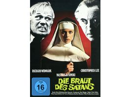 Die Braut des Satans Mediabook Cover B Hammer Edition Nr 26 Limited Edition