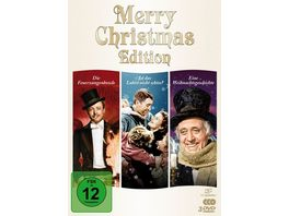Merry Christmas Edition Die Feuerzangenbowle Ist das Leben nicht schoen Eine Weihnachtsgeschichte 3 DVDs