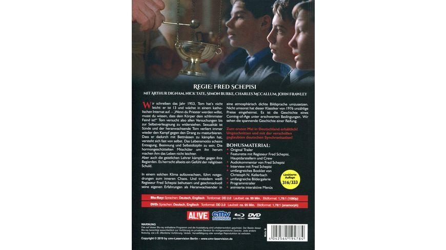 Spielplatz des Teufels Limitiertes Mediabook Cover B DVD