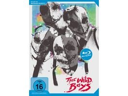 The Wild Boys Uncut OmU Special Edition Bonus DVD