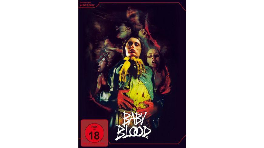 Baby Blood 30th Anniversary Uncut inkl Bonus DVD