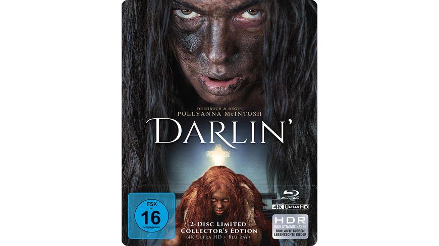 Darlin 2 Disc Limited Collector s Edition SteelBook 4K Ultra HD Blu Ray