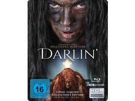 Darlin 2 Disc Limited Collector s Edition SteelBook 4K Ultra HD Blu Ray