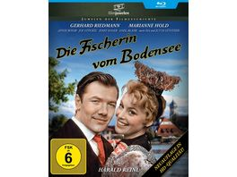 Die Fischerin vom Bodensee remastered in HD Filmjuwelen
