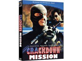Crackdown Mission Uncut Limited Edition Mediabook Cover B Bonus DVD