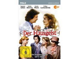 Der Hausgeist Die komplette 21 teilige Erfolgsserie Pidax Serien Klassiker 3 DVDs