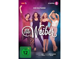 Vorstadtweiber Staffel 4 3 DVDs