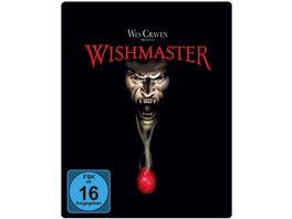 Wishmaster Uncut Limitierte Steelbook Edition