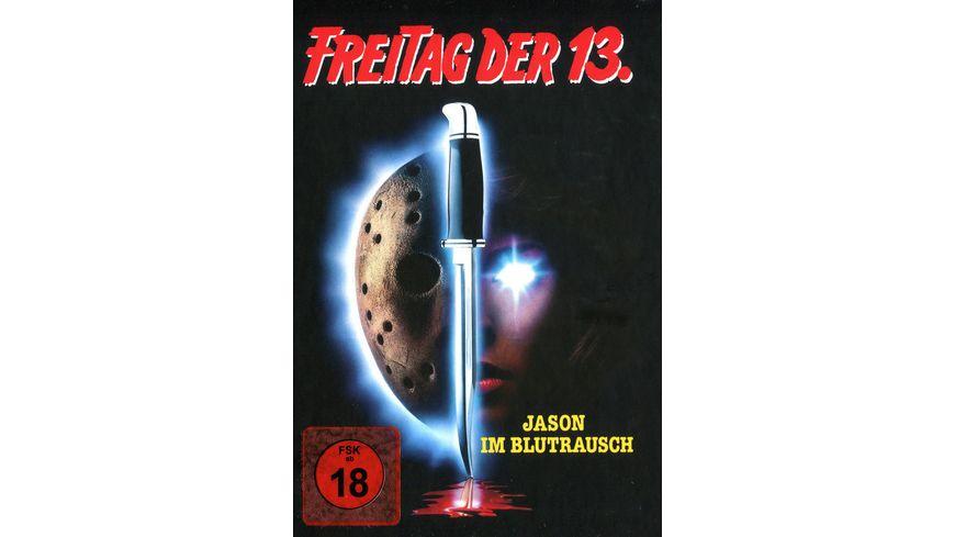Freitag der 13 Teil 7 Collectors Edition Mediabook Cover B