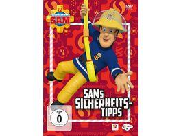 Feuerwehrmann Sam Sams Sicherheitstipps