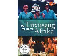 Im Luxuszug durch Afrika 2 DVDs