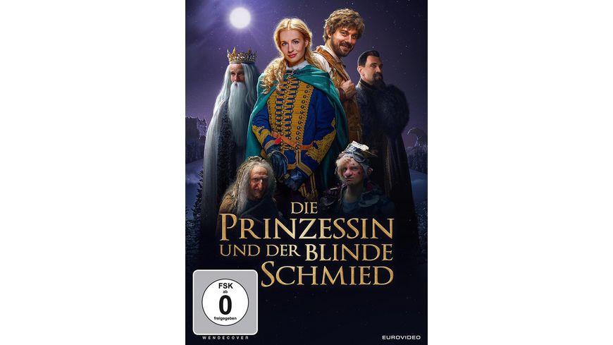 Die Prinzessin Und Der Blinde Schmied