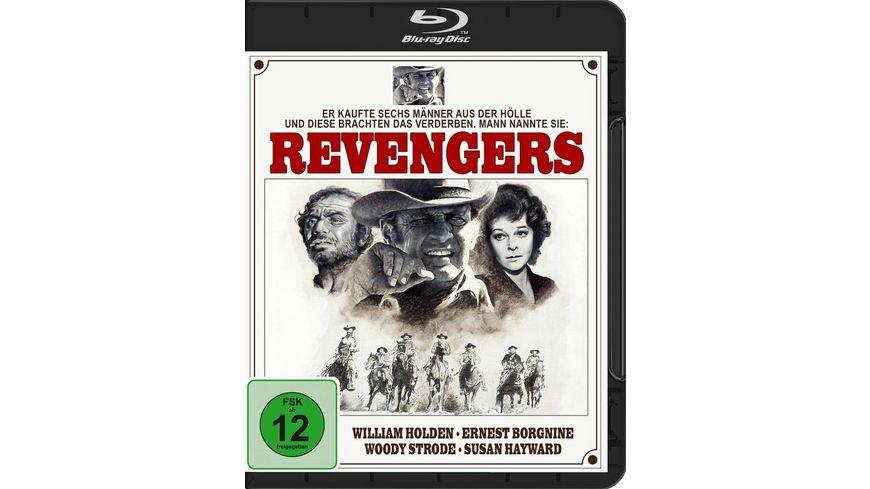 Revengers The Revengers