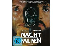 Nachtfalken Mediabook Cover B 1 Blu ray 1 DVD 1 Bonus DVD