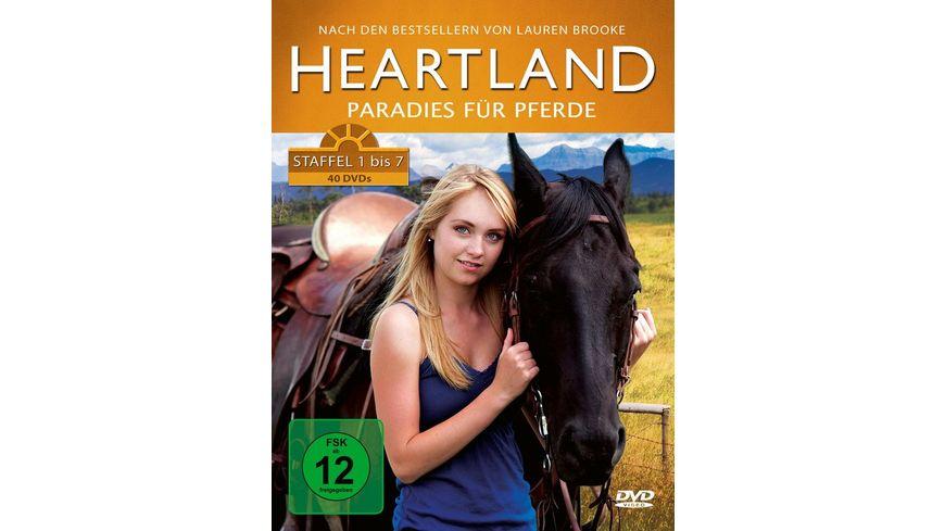 Heartland Die ersten sieben Staffeln 40 DVDs