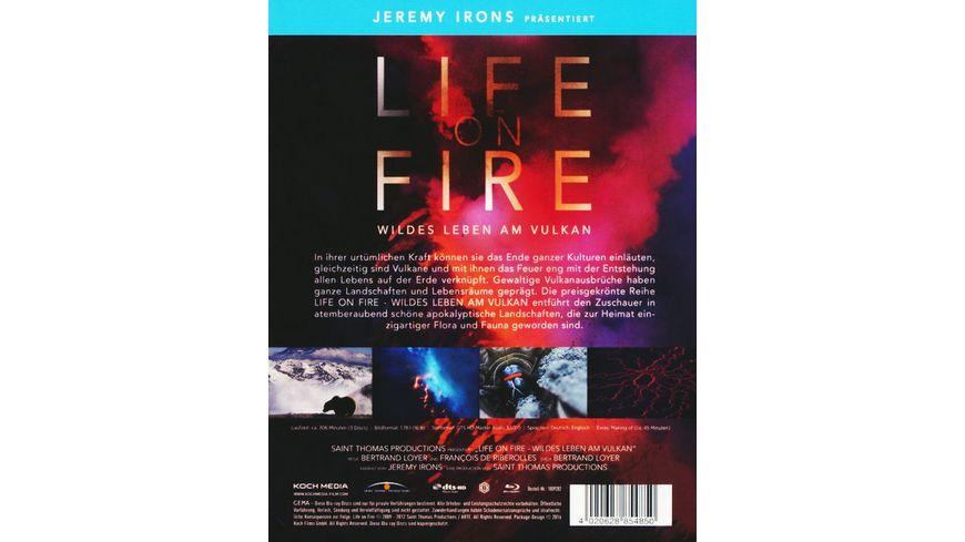 Life on Fire Wildes Leben am Vulkan 2 BRs