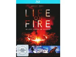Life on Fire Wildes Leben am Vulkan 2 BRs