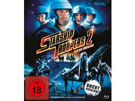 Starship Troopers 2 Held der Foederation Uncut Version