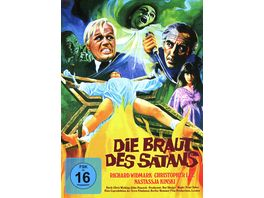 Die Braut des Satans Mediabook Cover A Hammer Edition Nr 26 Limited Edition