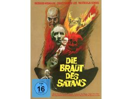 Die Braut des Satans Mediabook Cover C Hammer Edition Nr 26 Limited Edition