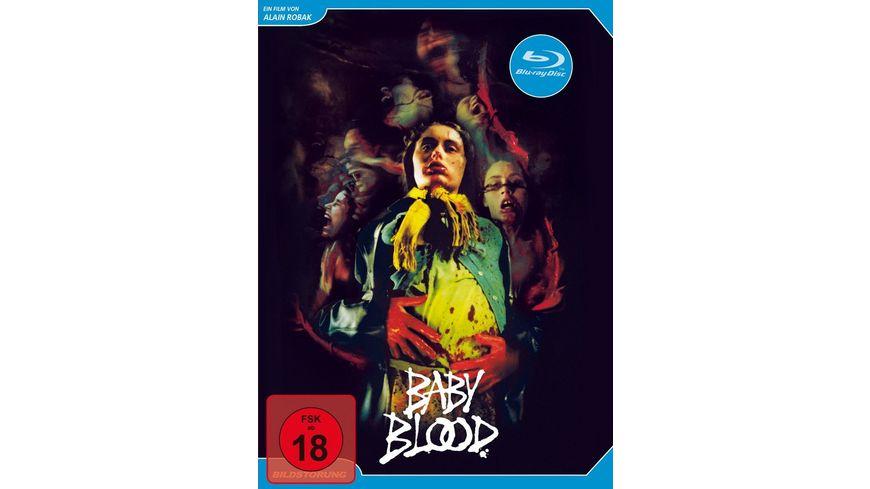 Baby Blood 30th Anniversary Edition Uncut inkl Bonus DVD