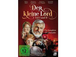Der kleine Lord Der komplette Zweiteiler Fernsehjuwelen 2 DVDs