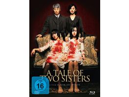 A Tale Of Two Sisters Mediabook 2 Disc Limited Collector s Edition im Mediabook DVD