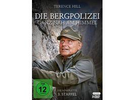 Die Bergpolizei Ganz nah am Himmel Die komplette 3 Staffel Fernsehjuwelen 5 DVDs