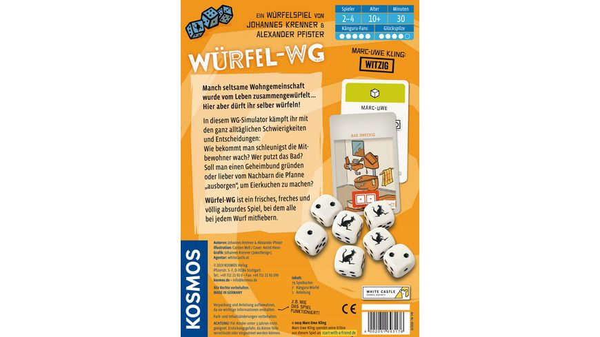 KOSMOS Wuerfel WG