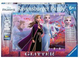 Ravensburger Puzzle Frozen Starke Schwestern 100 XXL Teile