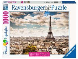 Ravensburger Puzzle Paris 1000 Teile