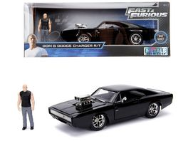 Jada Fast Furious Dom Dodge Charger R T