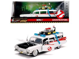 Jada Hollywood Rides Ecto 1 Ghostbusters